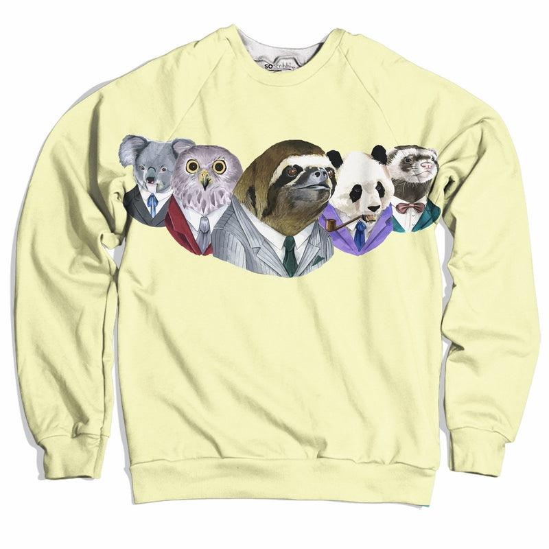 Animals of Wall Street Sweater