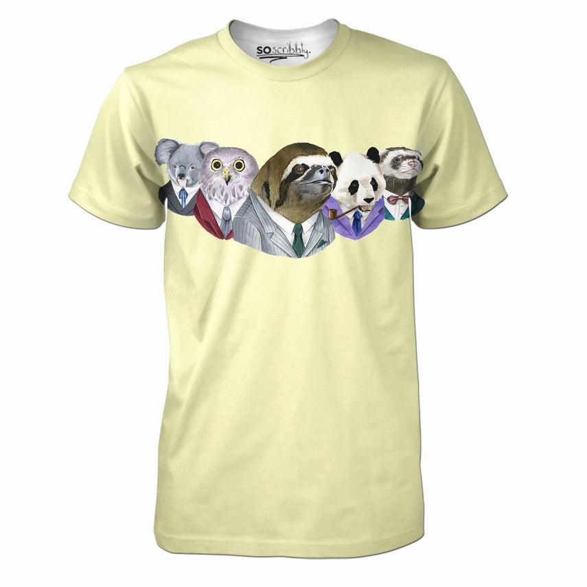 Animals of Wall Street Tee