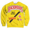 Banana Backwoods Sweater-SoScribbly