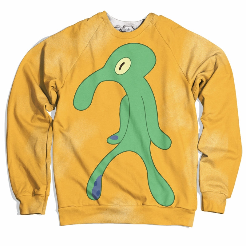 Bold And Brash Squidward Sweater