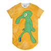 Bold And Brash Long Tee-SoScribbly