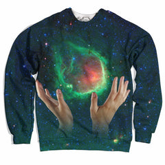 Galaxy Catcher Sweater