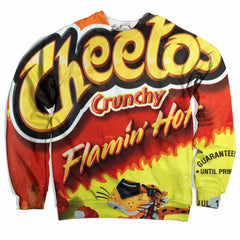 Flamin' Hot Sweater