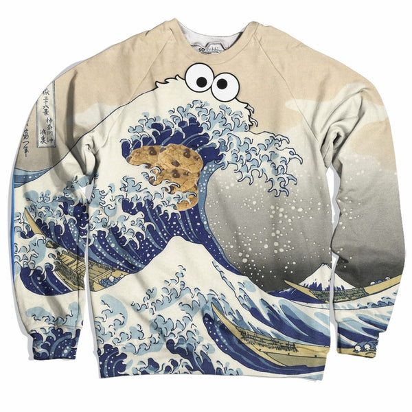 Cookie Wave Sweater