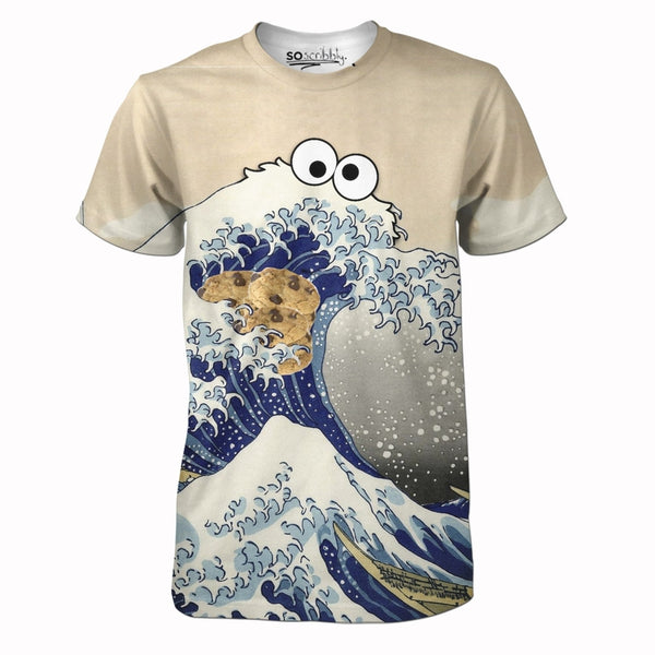 Cookie Wave Tee