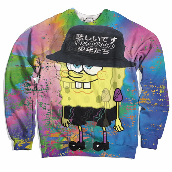 Dank Sponge Sweater