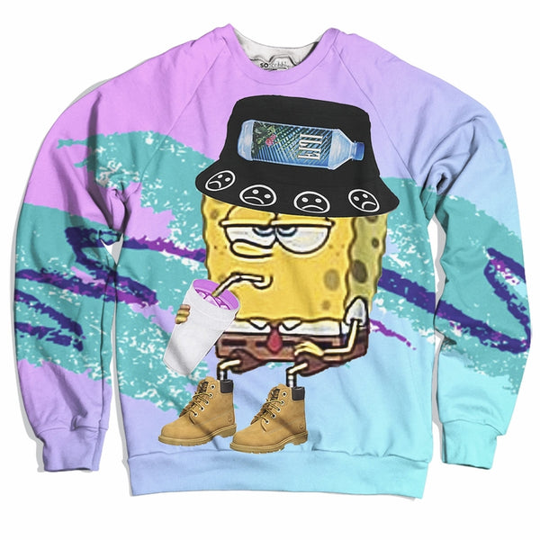 Deadass Spongebob Sweater