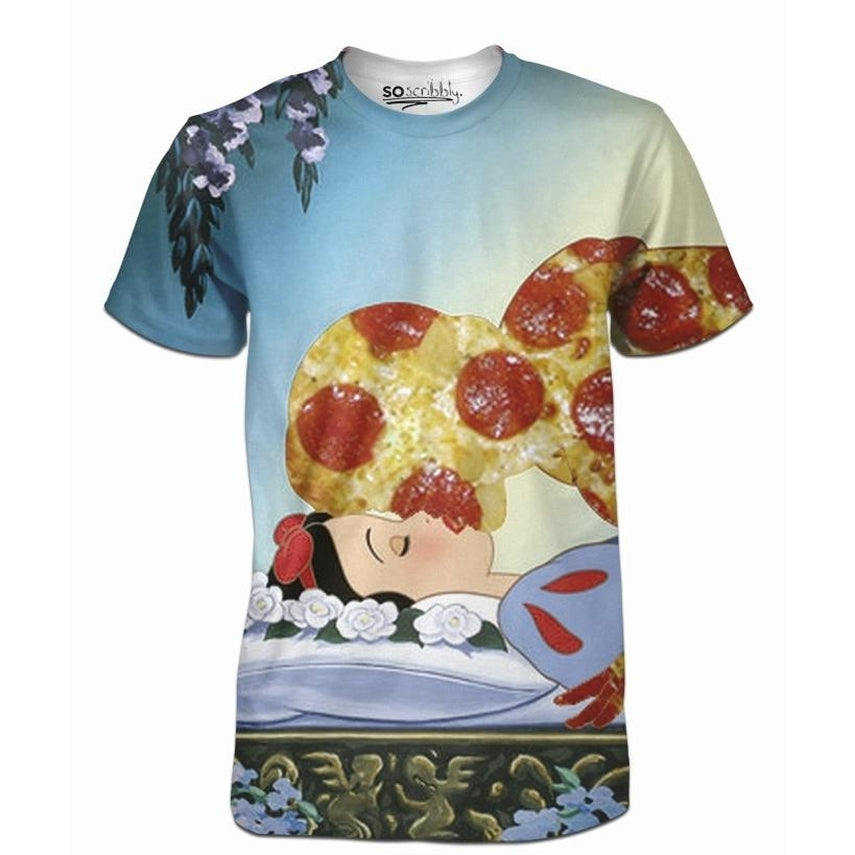 Disney With Extra Cheese Tee