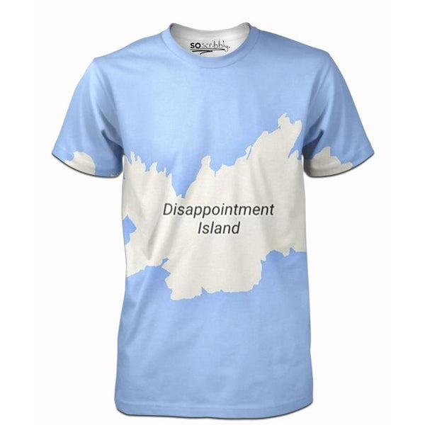 Disappointment Island Tee