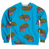 Ice Cube Fish Sweater