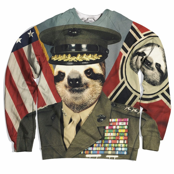 General Sloth Sweater