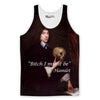 Hamlet Quote Tank Top