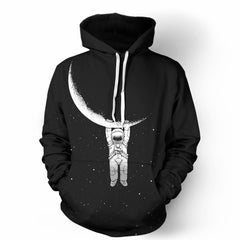 Just Hanging Out Hoodie