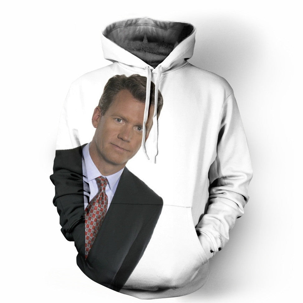 Why Don't You Have A Seat Hoodie