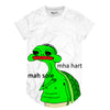 Mah Sole Mah Hart Long Tee-SoScribbly