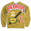 Honey Backwoods Sweater-SoScribbly