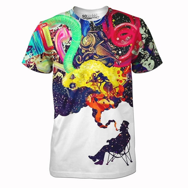 Jazzy Pipe Dream Tee