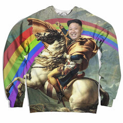 General Kim Jong Un Sweater