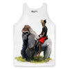 2 Legends In Heaven Tank Top