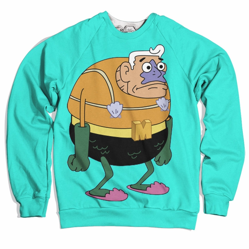The Original Mermaid Man Sweater