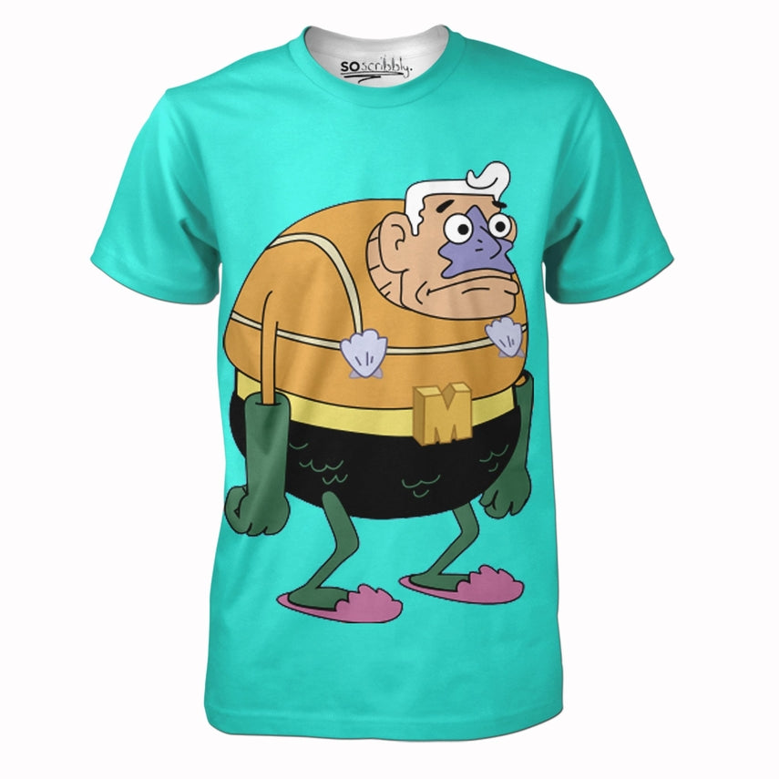 The Original Mermaid Man Tee