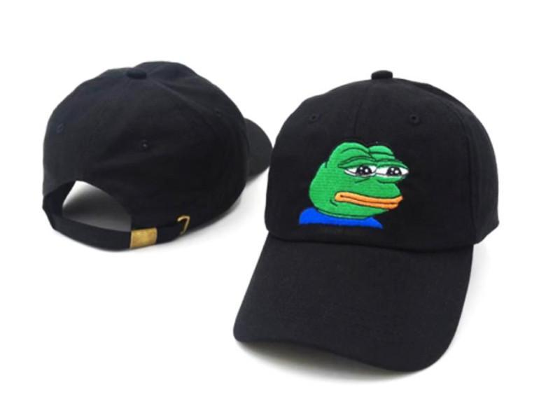 Pepe The Frog Dad Hat