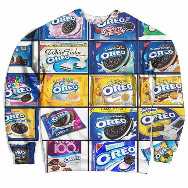 Oreo Obsessed Sweater