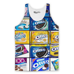 Oreo Obsessed Tank Top