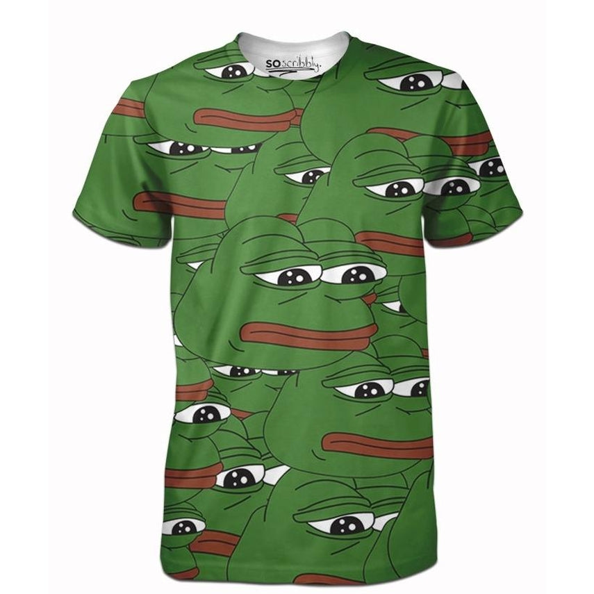 Pepe Collage Tee