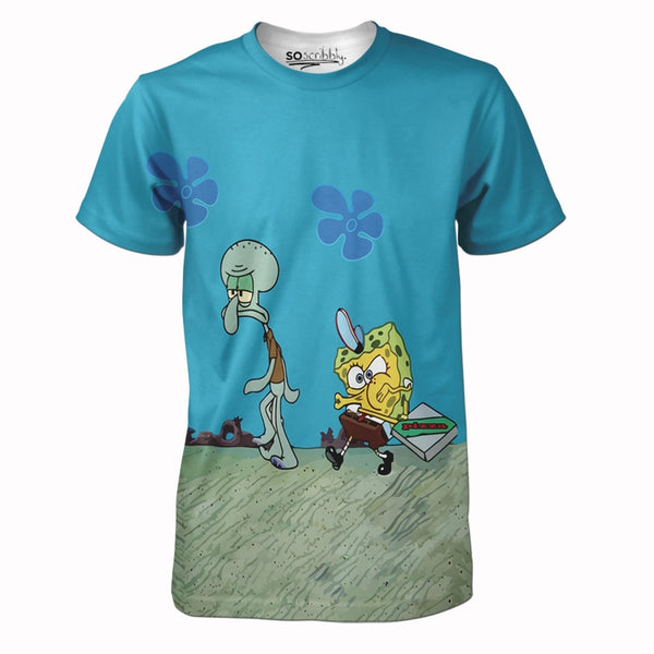 Krusty Krab Pizza Tee