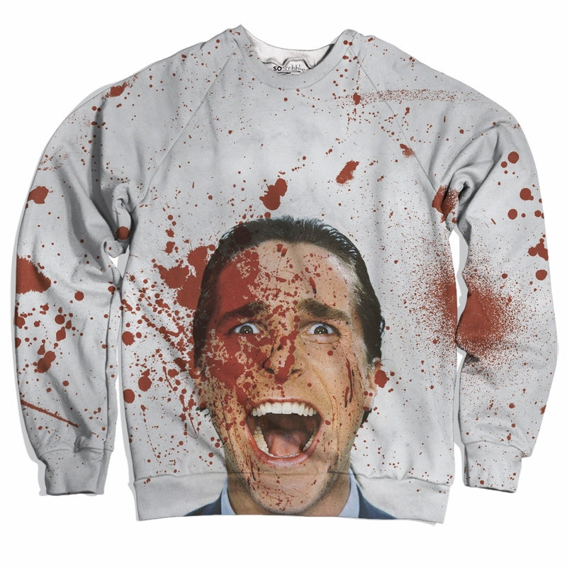 American Psycho Sweater