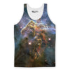 Purple Nebula Tank Top-Meme-SoScribbly
