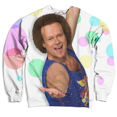 Richard Simmons Birthday Sweater