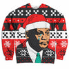 Crybaby Christmas Sweater