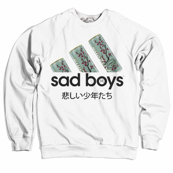 Sad Boys Love Arizona Tea Sweater