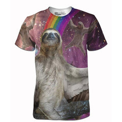 Flying Sloth Tee