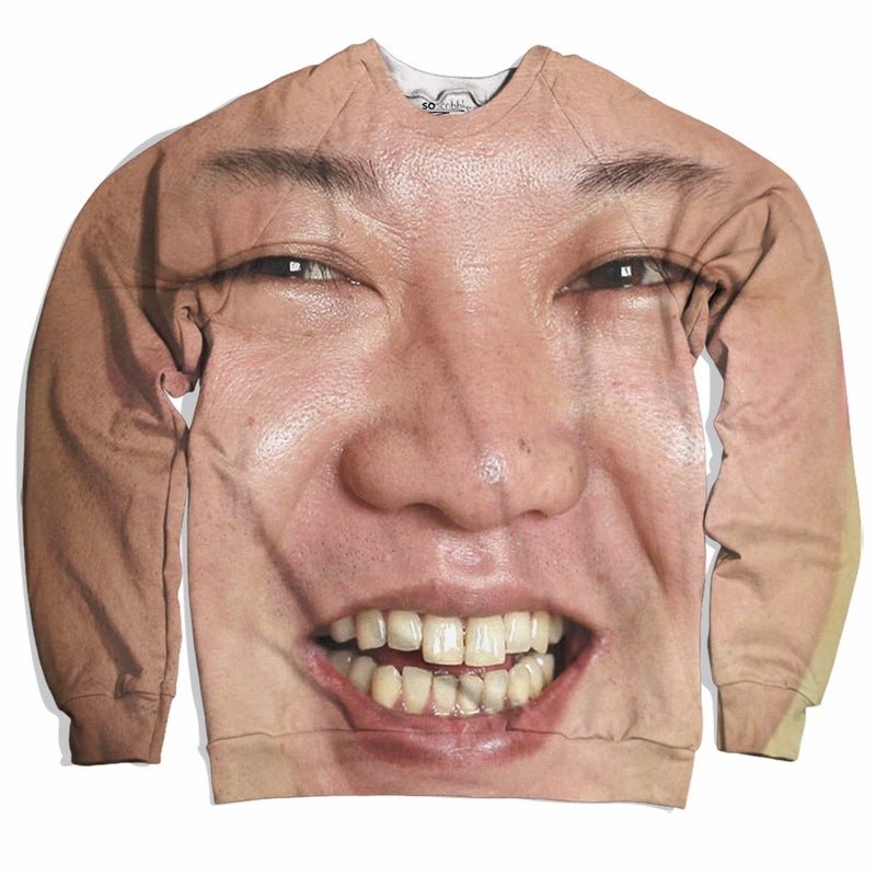 Kims Beautiful Smile Sweater