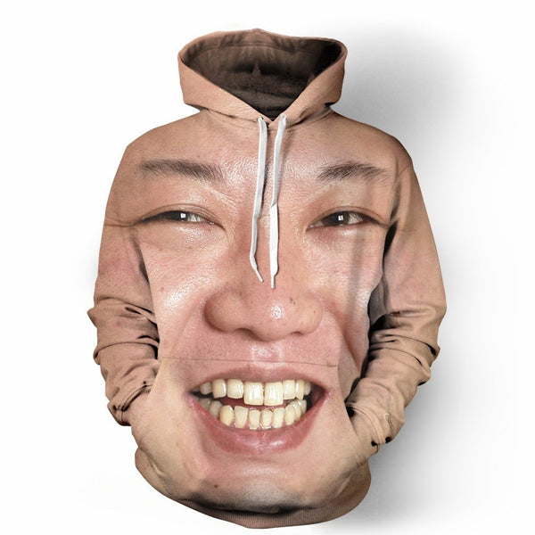 Kims Beautiful Smile Hoodie