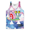 Interstellar Snail Tank Top-Meme-SoScribbly