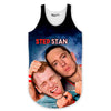 Step Stan Long Tank Top