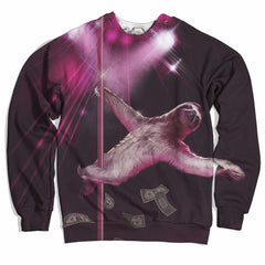 Stripper Sloth Sweater