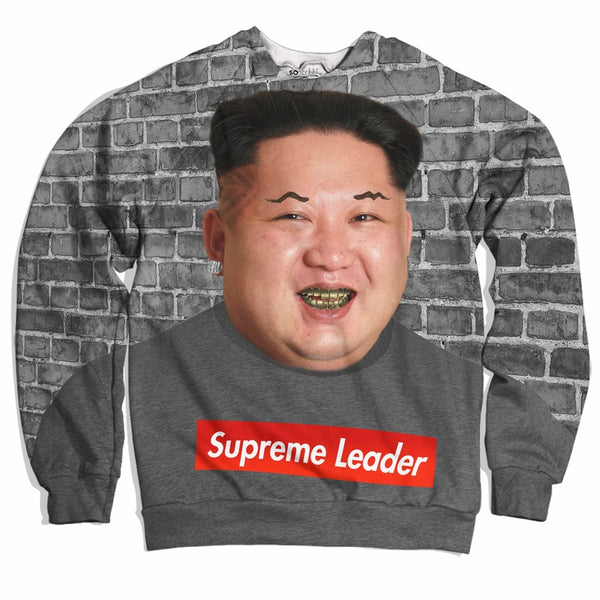 Supreme Leader Sweater