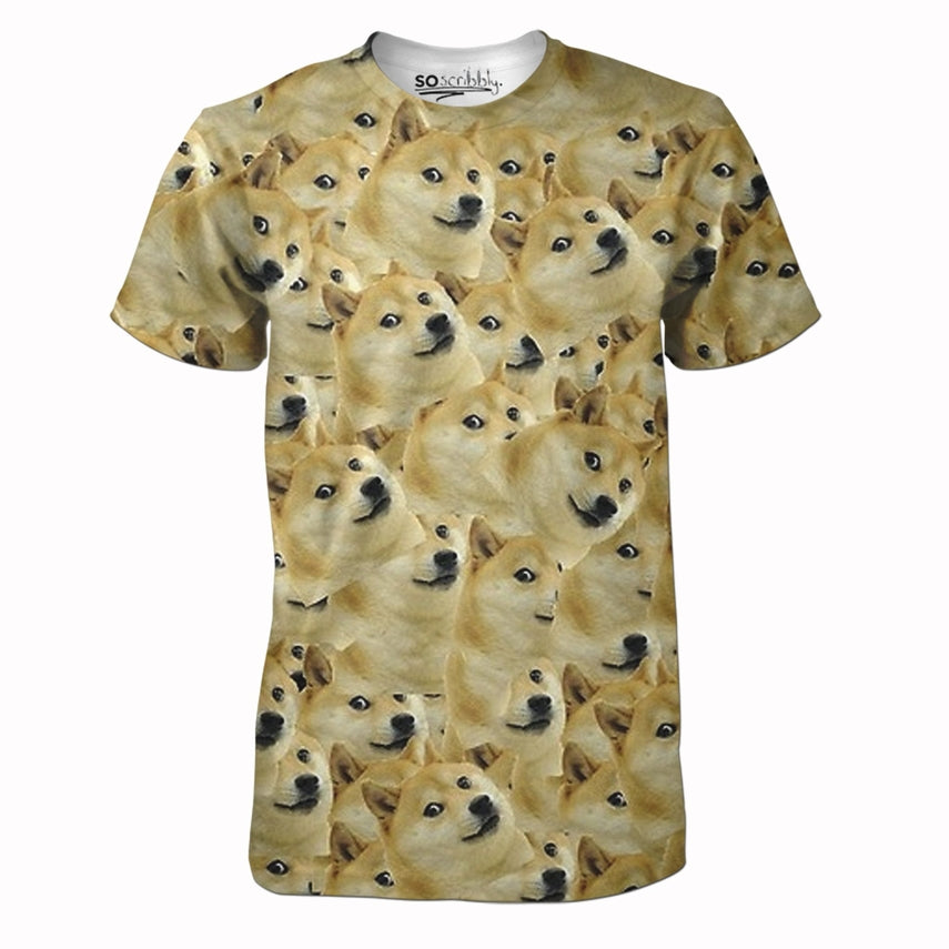 Too Much Doge Tee