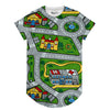 Toy Car Mat Long Tee-SoScribbly