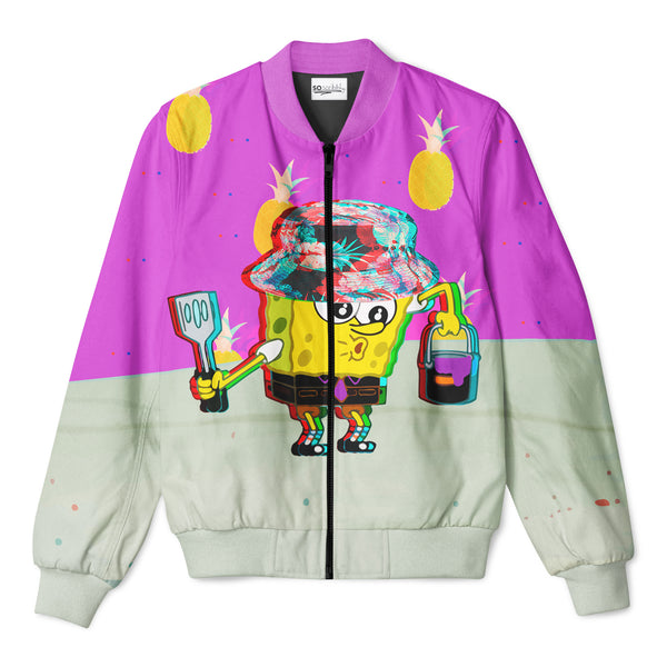Spongebob Trippy Pants Jacket