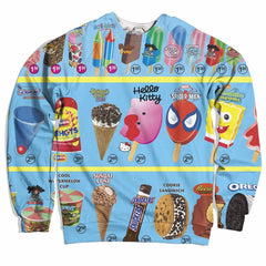 Obsessed With The Ice Cream Truck Sweater