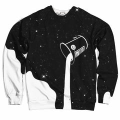 Space Bucket Sweater
