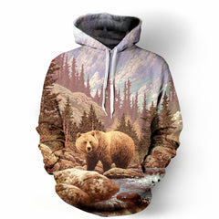 Into The Wilderness Hoodie