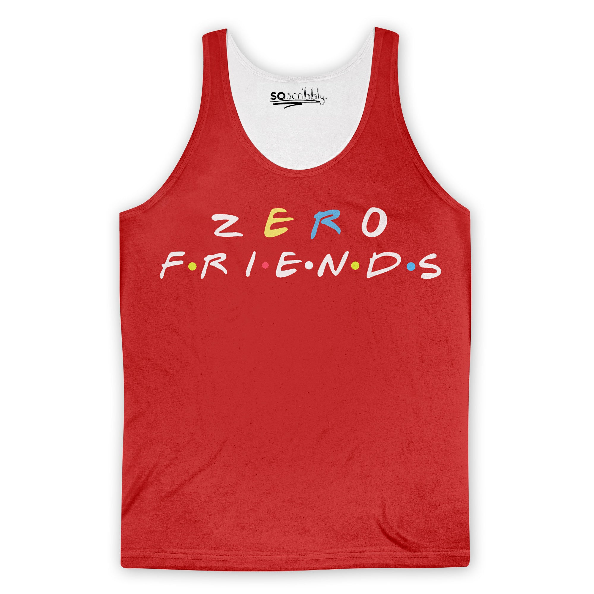 Zero Friends Tank Top