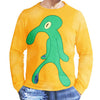Bold And Brash Squidward Sweater-Meme-SoScribbly
